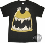 Lucy Devil Dog Face T-Shirt