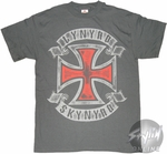 Lynyrd Skynyrd Red Cross T-Shirt