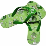 M and M Green Womens Sandals