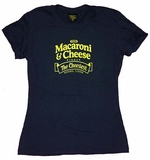 Mac and Cheese Baby Tee