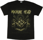 Machine Head Locust Bones T Shirt