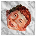 Mad Magazine Alfred Head Bandana