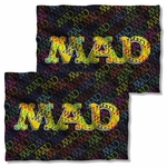 Mad Magazine So Much Mad FB Pillow Case