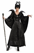 Maleficent Christening Gown Deluxe Adult Costume