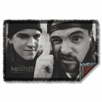 Mallrats Force Throw Blanket