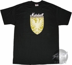 Marshall Amplification Crest T-Shirt
