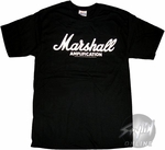 Marshall Amplification Logo T-Shirt