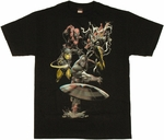 Marvel 3D T Shirt