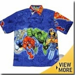 Marvel Club Shirts