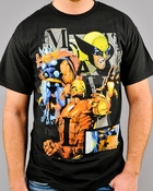 Marvel Collage T Shirt