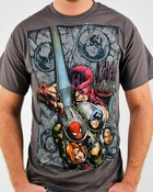 Marvel Hawkeye Shot T Shirt