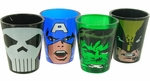 Marvel Hero Multicolor Shot Glass Set