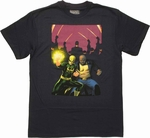 Marvel Iron Fist Luke Cage Daredevil #509 T Shirt