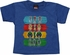 Marvel Paint Strokes Blue Toddler T Shirt