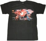Marvel Scene T-Shirt