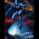 Marvel T-Shirts Silver Surfer
