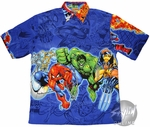 Marvel Team Club Shirt
