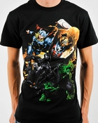 Marvel Team T Shirt