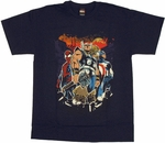 Marvel Tough T Shirt