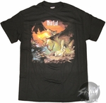 Meat Loaf Bat T-Shirt