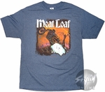 Meat Loaf Bike T-Shirt