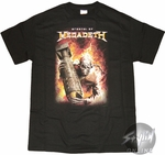 Megadeth Arsenal T-Shirt