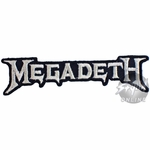 Megadeth Name Patch