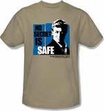 Mentalist No Secret T Shirt
