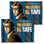 Mentalist No Secrets FB Pillow Case