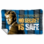 Mentalist No Secrets Fleece Blanket