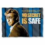 Mentalist No Secrets Pillow Case