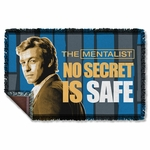 Mentalist No Secrets Throw Blanket