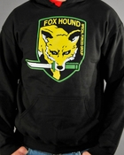 Metal Gear Solid 4 Foxhound Hoodie