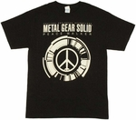 Metal Gear Solid Peace Walker T Shirt