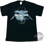 Metallica Bat Coffin T-Shirt