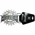 Metallica Belt Buckle