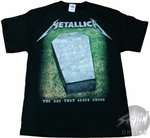 Metallica Day Never Comes T-Shirt