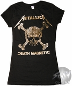 Metallica Death Magnetic Baby Tee