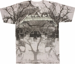 Metallica Graves T-Shirt