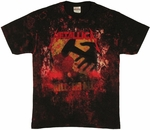 Metallica Kill Em All T Shirt