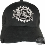 Metallica Logo Hat