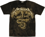 Metallica Roam T Shirt