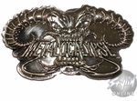 Metalocalypse Logo Belt Buckle