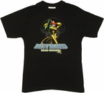 Metroid Zero T Shirt Sheer