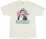Miami Vice Crockett T Shirt