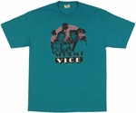 Miami Vice Duo T Shirt