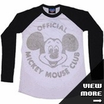 Mickey Junk Food Shirts