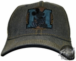 Mickey Mouse Blue M Hat