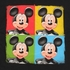 Mickey Mouse Color Quadrants Toddler T Shirt