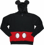 Mickey Mouse Costume Hoodie